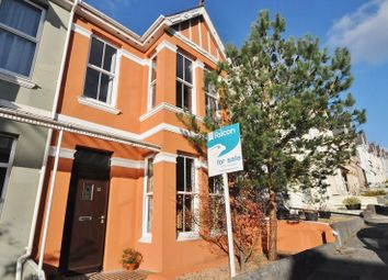3 bed terraced house for sale in Ganna Park Road, Plymouth PL3