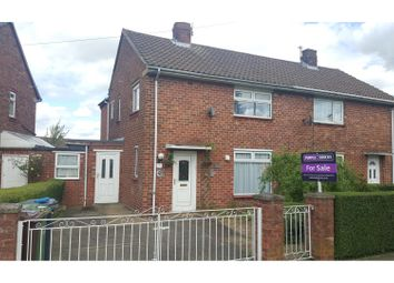 Thumbnail 3 bed semi-detached house for sale in Blankney Crescent, Lincoln