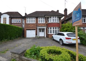 Thumbnail 5 bedroom detached house for sale in Tillingbourne Gardens, Finchley, London