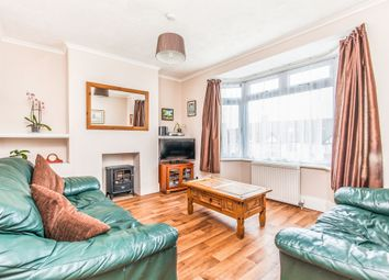 Thumbnail 3 bed terraced house for sale in Widdicombe Way, Brighton