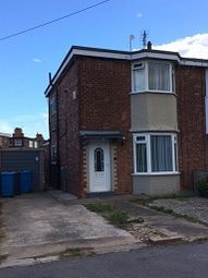 Thumbnail 2 bedroom semi-detached house to rent in Ormerod Road, Hull