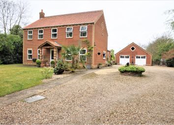 Thumbnail 7 bed detached house for sale in Covenham St. Mary, Louth