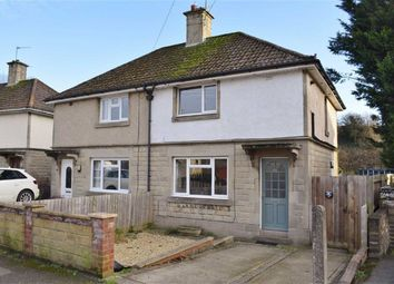 Thumbnail 2 bed semi-detached house for sale in Ladyfield Road, Central Chippenham, Wiltshire