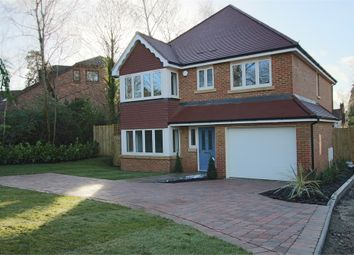 Thumbnail 4 bed detached house for sale in London Road, East Grinstead, West Sussex
