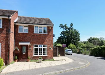 Thumbnail 3 bed end terrace house for sale in Highland Park, Lower Feltham