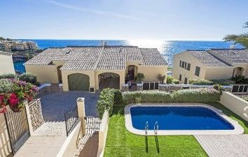 Thumbnail 2 bed town house for sale in Santa Ponsa, Balearic Islands, Spain
