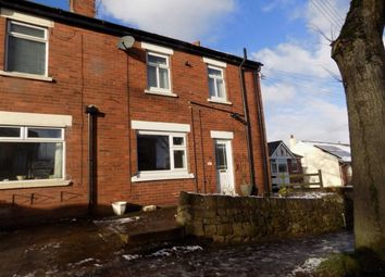 Thumbnail 2 bedroom semi-detached house for sale in Ladderedge, Leek, Staffordshire