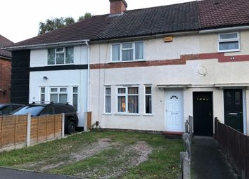Thumbnail 3 bed terraced house to rent in 37 Bexley Rd, Birmingham