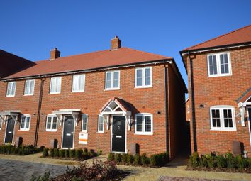 Thumbnail 2 bed end terrace house to rent in Augustus Way, Stane Street, Westhampnett