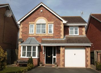 Thumbnail 4 bed property for sale in Carlow Drive, West Sleekburn, Choppington