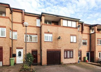 Thumbnail 3 bedroom town house for sale in Shackleton Place, Oldbrook, Milton Keynes