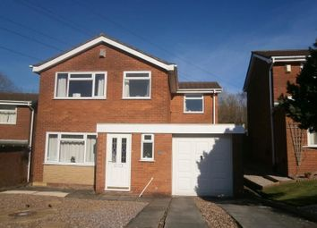 Thumbnail 4 bedroom detached house for sale in Briery Hey, Bamber Bridge, Preston