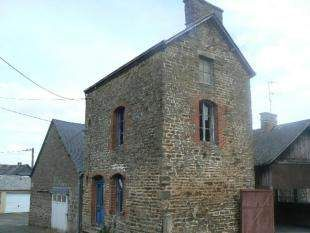Thumbnail 1 bed country house for sale in 53190 Fougerolles-Du-Plessis, France