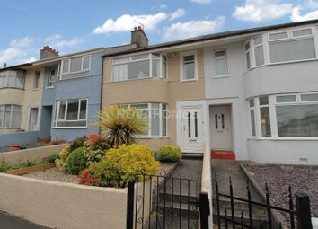 2 bed terraced house for sale in Harnorlen Road, Peverell PL2