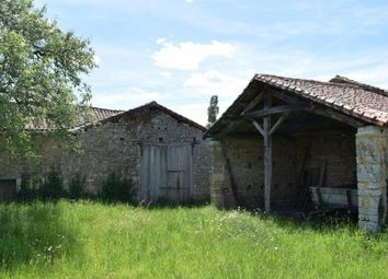 Thumbnail Barn conversion for sale in Champagne-Mouton, Charente, 16350, France