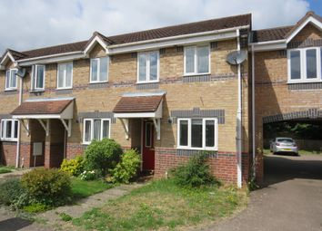 Thumbnail 2 bed end terrace house for sale in Willow Court, Attleborough