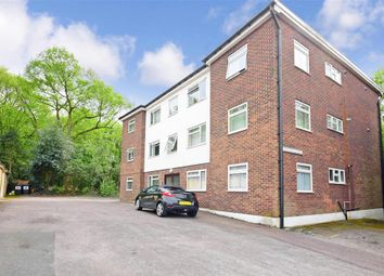 Thumbnail 2 bed flat for sale in Bentley Way, Woodford Green, Essex