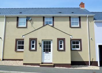 Thumbnail 3 bed terraced house for sale in Hall Court, Johnston, Haverfordwest