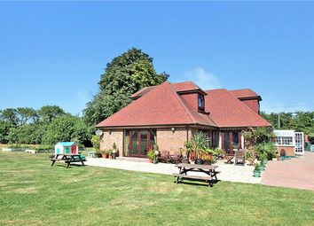 Thumbnail 5 bedroom detached house for sale in Whaddon Road, Meldreth, Royston