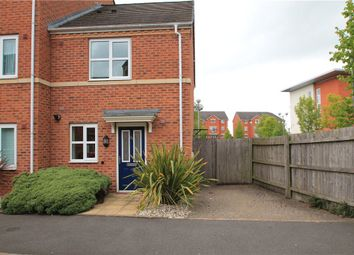 Thumbnail 2 bedroom end terrace house for sale in Gloucester Close, Redditch