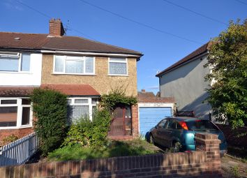Thumbnail 3 bed semi-detached house for sale in Claremont Avenue, Hersham, Walton-On-Thames