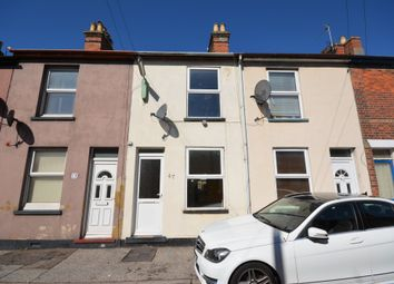 Thumbnail 2 bed terraced house to rent in Reeve Street, Lowestoft, Suffolk