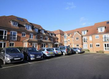 Thumbnail 1 bed flat for sale in Barnes Wallis Court, Byfleet