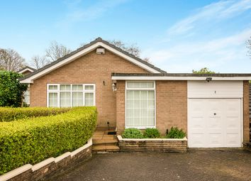 Thumbnail 4 bed bungalow for sale in Bucklow Close, Mottram, Hyde
