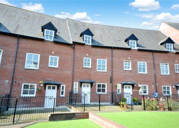 Thumbnail 4 bed terraced house for sale in Haslers Place, Haslers Lane, Dunmow