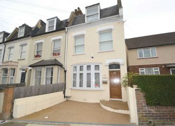 Thumbnail 4 bed terraced house for sale in Holly Park Road, London