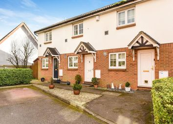 Thumbnail 2 bed terraced house for sale in Pinewood Mews, Oaks Road, Staines