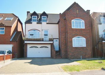 Thumbnail 4 bed detached house for sale in Western Esplanade, Canvey Island