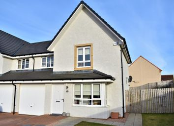 Thumbnail 3 bed semi-detached house for sale in Lang Drive, Bathgate