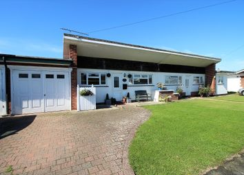 Thumbnail 2 bedroom semi-detached bungalow for sale in Camber Way, Beachlands