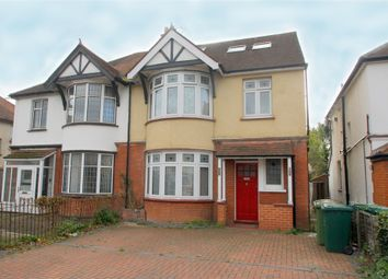 Thumbnail 4 bed detached house for sale in Kingston Road, Staines-Upon-Thames, Surrey