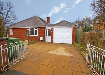 Thumbnail 2 bed detached bungalow for sale in Victoria Road, Bromsgrove