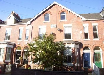 Thumbnail 4 bedroom terraced house to rent in Charter Road, Altrincham