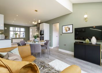 Thumbnail 4 bedroom detached house for sale in Shinfield Meadows, Shinfield, Reading