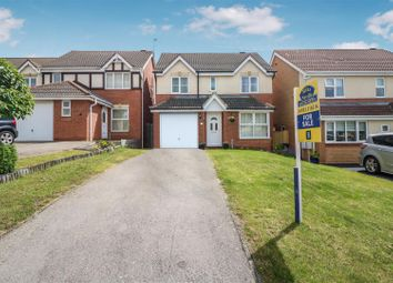 Thumbnail 4 bed detached house for sale in Wyckley Close, Irthlingborough, Wellingborough