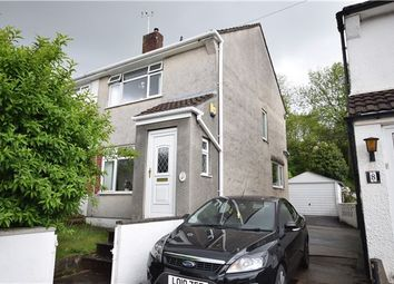 Thumbnail 2 bed semi-detached house for sale in Fairlyn Drive, Kingswood, Bristol
