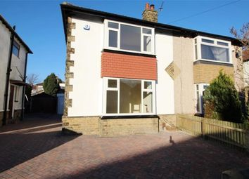 Thumbnail 2 bedroom semi-detached house for sale in Moorland Road, Pudsey