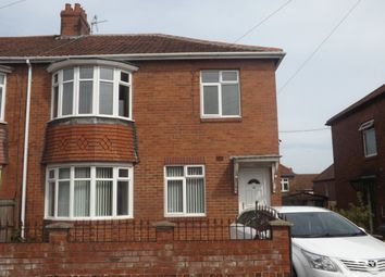 Thumbnail 3 bed flat to rent in Greywood Avenue, Fenham, Newcastle Upon Tyne