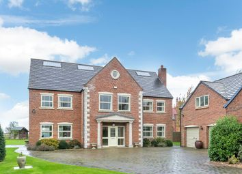 Thumbnail 6 bed detached house for sale in West Meadows, Allington, Grantham