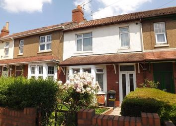 Thumbnail 3 bedroom terraced house for sale in Muller Road, Horfield, Bristol
