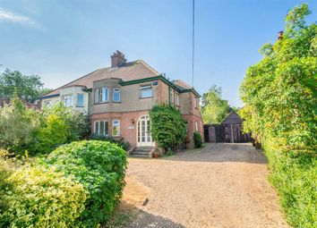 Thumbnail 3 bed semi-detached house for sale in Warham Road, Wells-Next-The-Sea