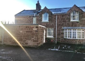 Thumbnail 4 bed semi-detached house for sale in Eastham Village Road, Eastham, Wirral, Merseyside