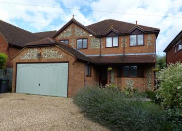 Thumbnail 4 bed detached house for sale in Sedgmoor Road, Flackwell Heath, High Wycombe