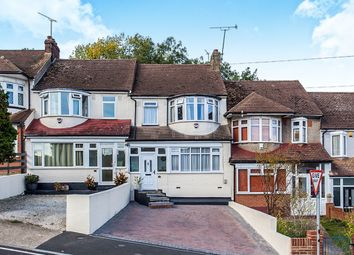 Thumbnail 3 bed terraced house for sale in Boundary Road, Chatham