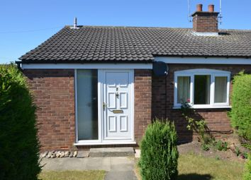Thumbnail 2 bed semi-detached bungalow to rent in Moorfield Drive, Wilberfoss, York