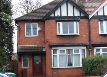 Thumbnail 4 bed property to rent in Birchfields Road, Fallowfield, Manchester
